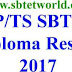 SBTET RESULTS 2017 - Check SBTET C16, C14. C09, C08, C05, & ER91 Results Oct/Nov 2017