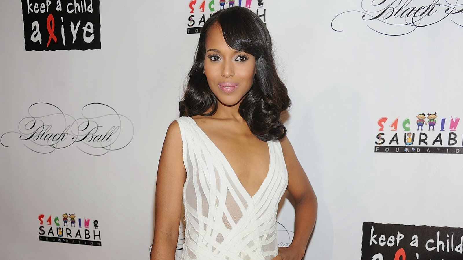 Kerry Washington Mujeres mas bellas del 2013
