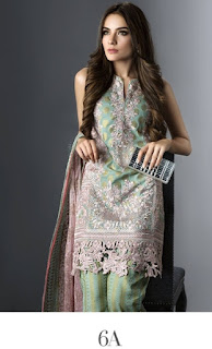 Sana Safinaz Luxury Formal Wear Eid 2016-2017