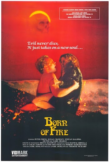 Born of Fire 1987 Dual Audio Hindi 480p DVDRip 350mb