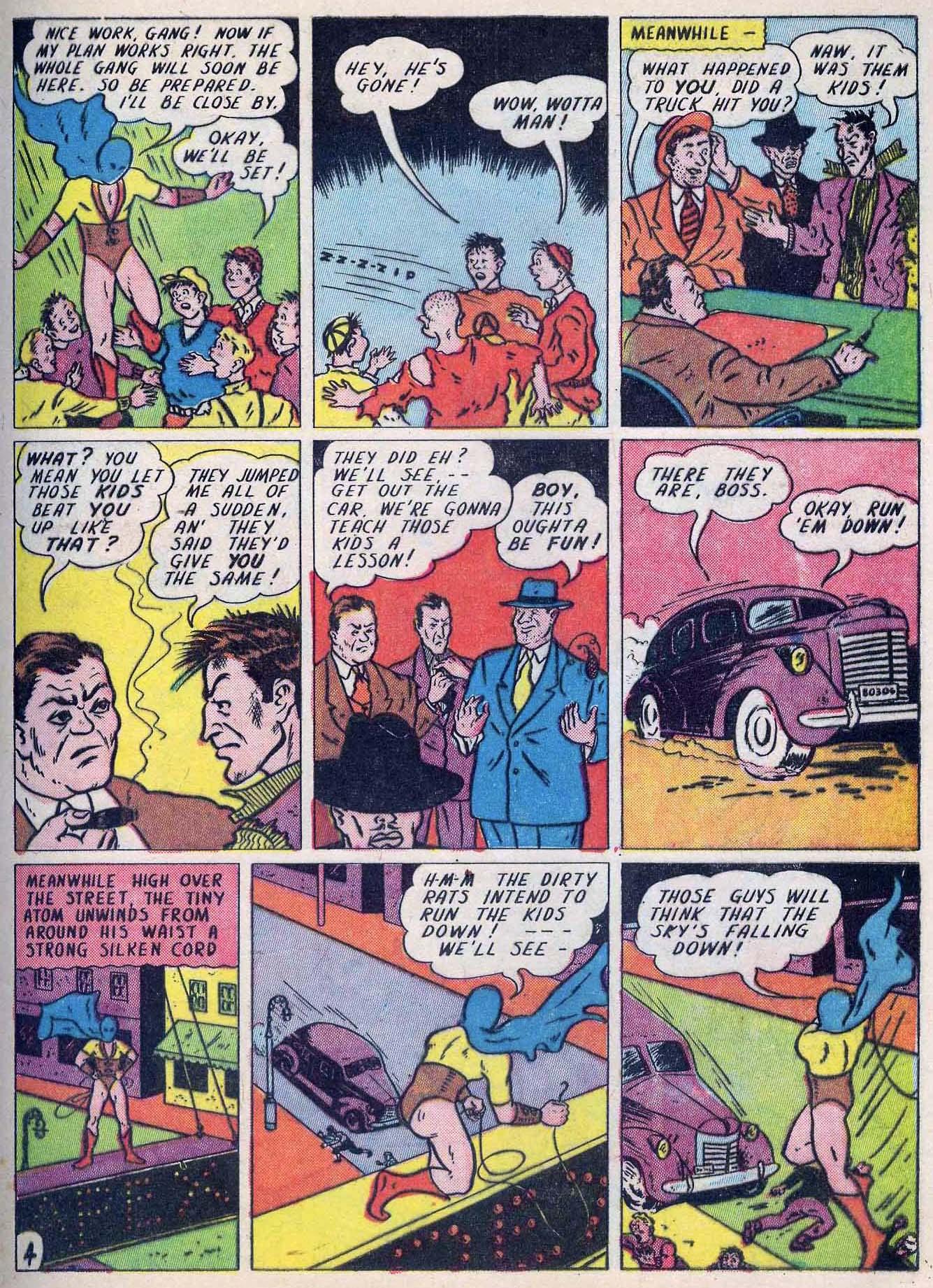 Read online All-American Comics (1939) comic -  Issue #24 - 33