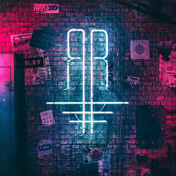Zomboy - Rott N Roll Pt. 1 - EP Cover