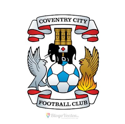 Coventry City F.C. Logo Vector