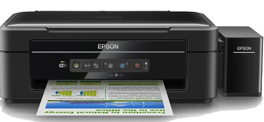 2 Cara Memperbaiki Lampu Merah Menyala Pada Printer Epson L200 Paling Mudah