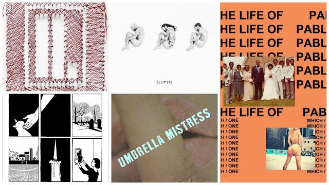 2016's best albums