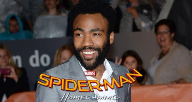 Donald Glover se junta ao elenco de Homem-Aranha: De Volta ao Lar