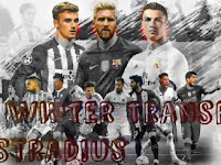 Option File PES 2017 untuk PTE Patch 6.1 dari Stradius Games