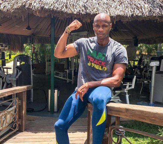 black jamaican men
