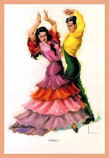 Bailes andaluces - Tuser - Farruca