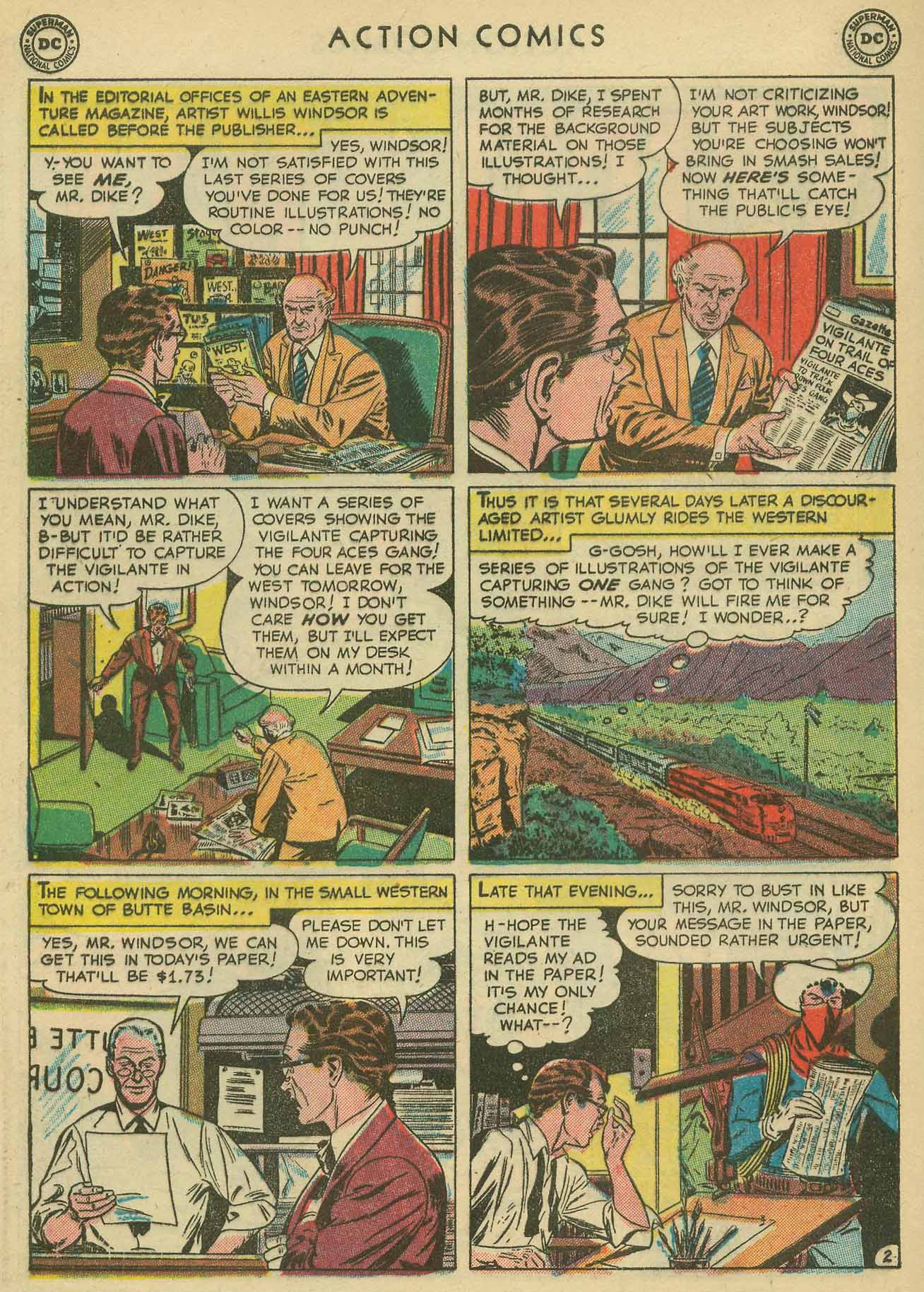 Action Comics (1938) 160 Page 39