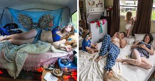 29 φωτογραφίες μέσα από τα υπνοδωμάτια των Αμερικανών που δείχνουν πως ζουν