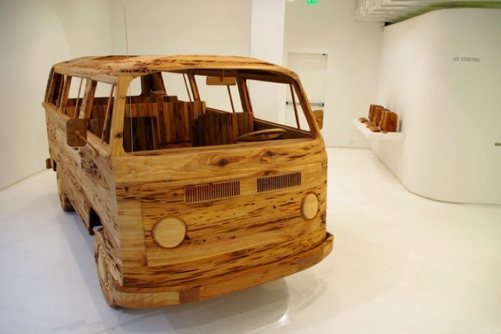 obras de madera rusticas