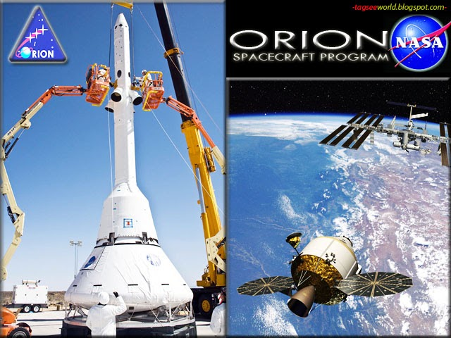 Military and Defense: NASA Orion Spacecraft Program  Military and De...