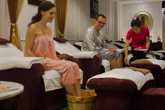 Best spa in Hanoi Old Quarter 2