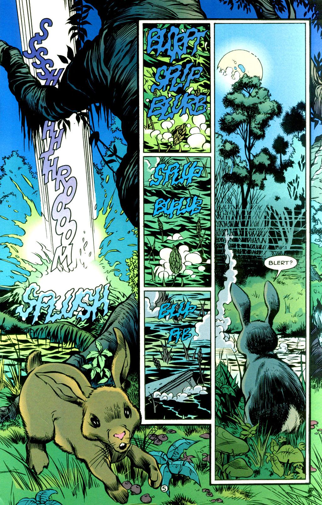 Read online Impulse Plus comic -  Issue # Full - 5