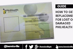 How to get Replacement for Lost or Damaged Philhealth ID Card