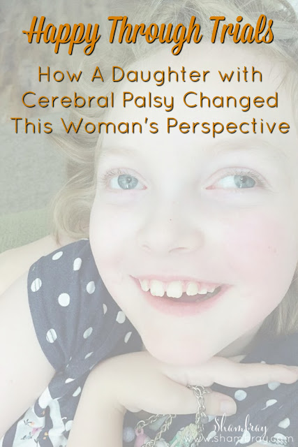 How A Daughter with Cerebral Palsy Changed This Woman's Perspective