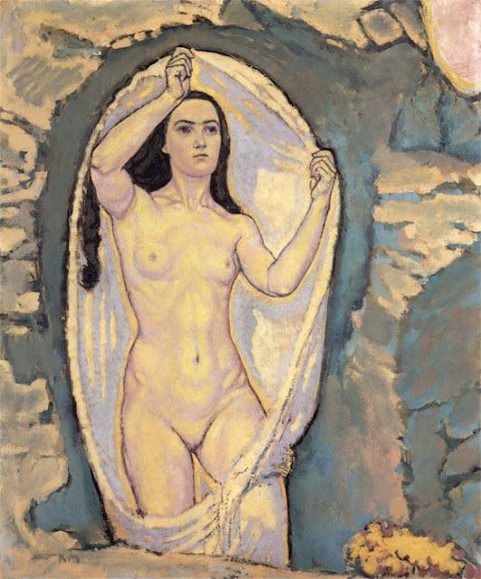 Koloman Moser - Венера в гроте