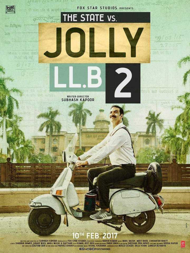 Jolly LLB 2 (2017) HD Movie For Mobile