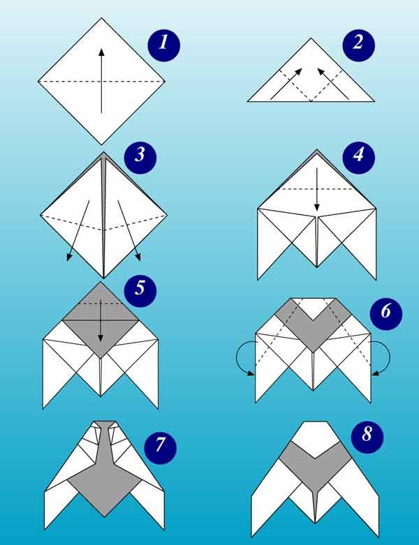 fun origami for kids | web wanderers - photo#40