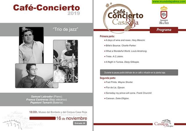 Café Concierto en Villa de Mazo