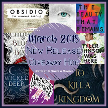 March New Release Giveaway Hop!