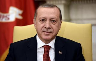 Ερντογάν: «Θέλουμε ειρήνη με την Ελλάδα δεν θέλουμε άλλες εντάσεις»