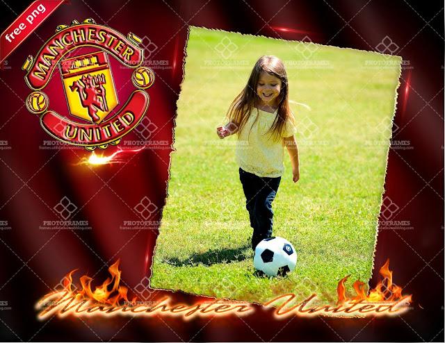 Marco para fotos del Manchester United