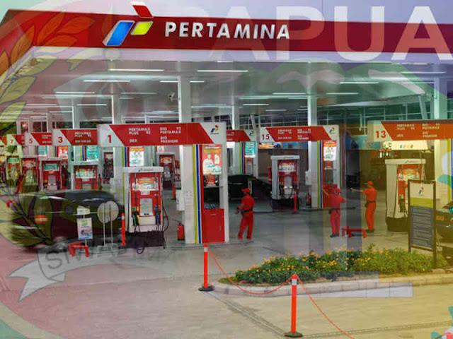 Pertamina Resmikan 2 Titik BBM Satu Harga di Buru dan Jayawijaya