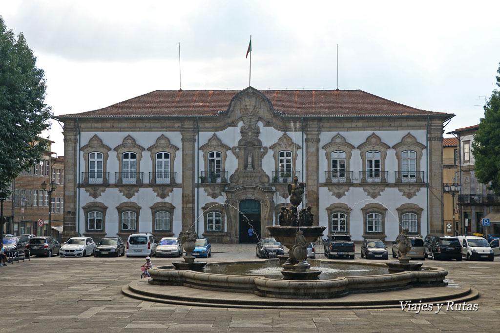 Cámara de comercio de Braga, Portugal
