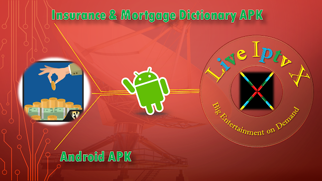 Insurance & Mortgage Dictionary APK