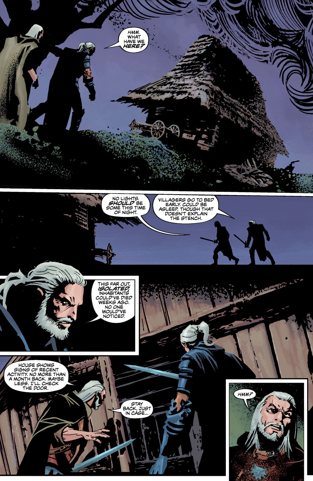 Read online The Witcher Omnibus comic -  Issue # TPB (Part 3) - 67