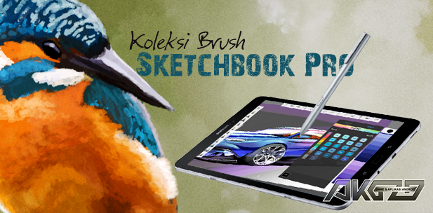 Download Koleksi Brush Sketchbook Pro Terpopuler