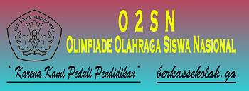 Panduan Olimpiade Olahraga Siswa Nasional (O2SN)
