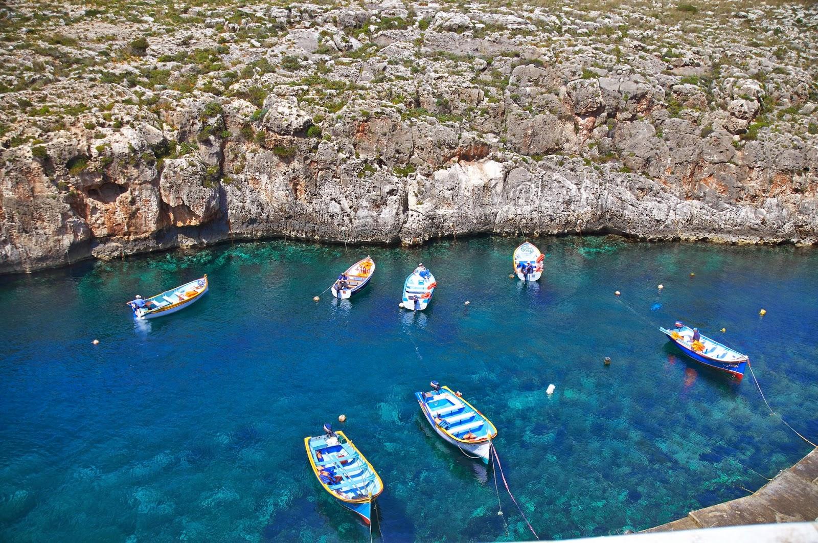 co warto zobaczyć na Malcie? Błękitna Grota czy warto?