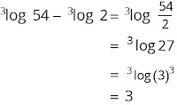 Contoh soal logaritma dan penyelesaiannya nomor 4