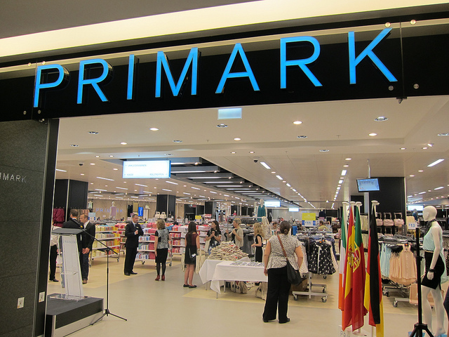 Lojas Primark em Berlim