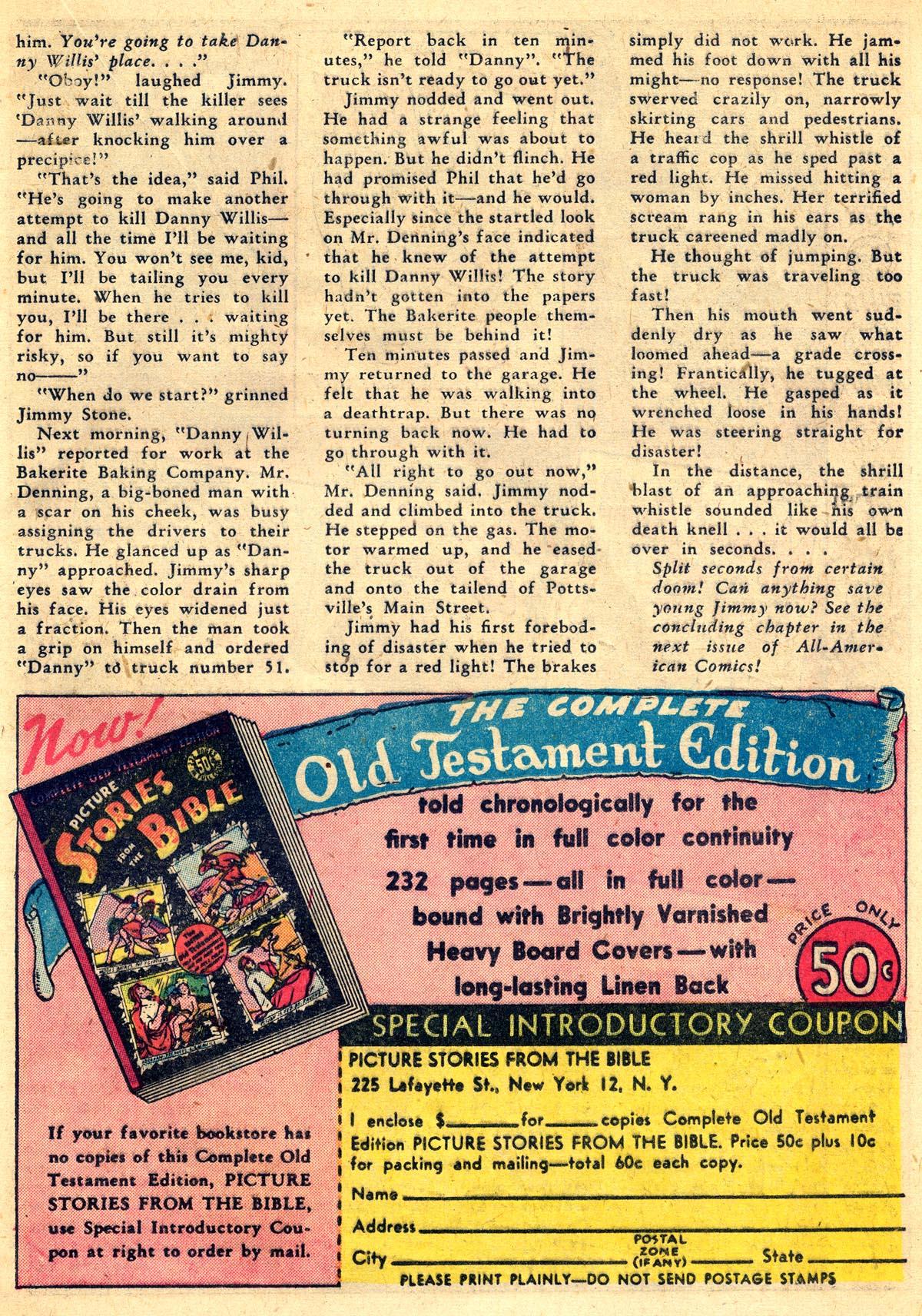 Read online All-American Comics (1939) comic -  Issue #60 - 35