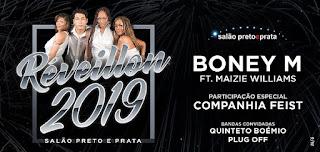 Boney M no Reveillon 2019 Casino Estoril