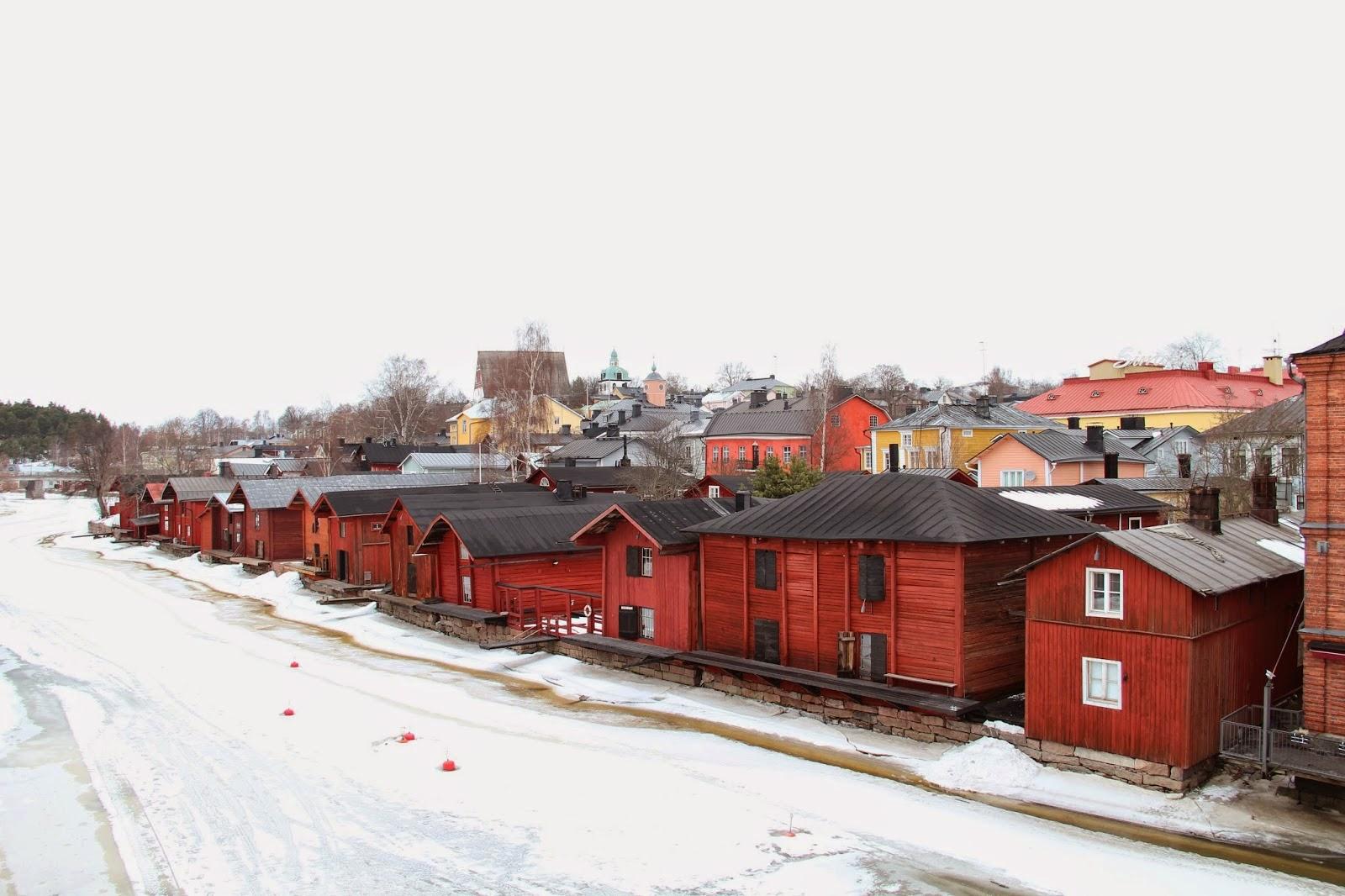Porvoo Unesco Finland