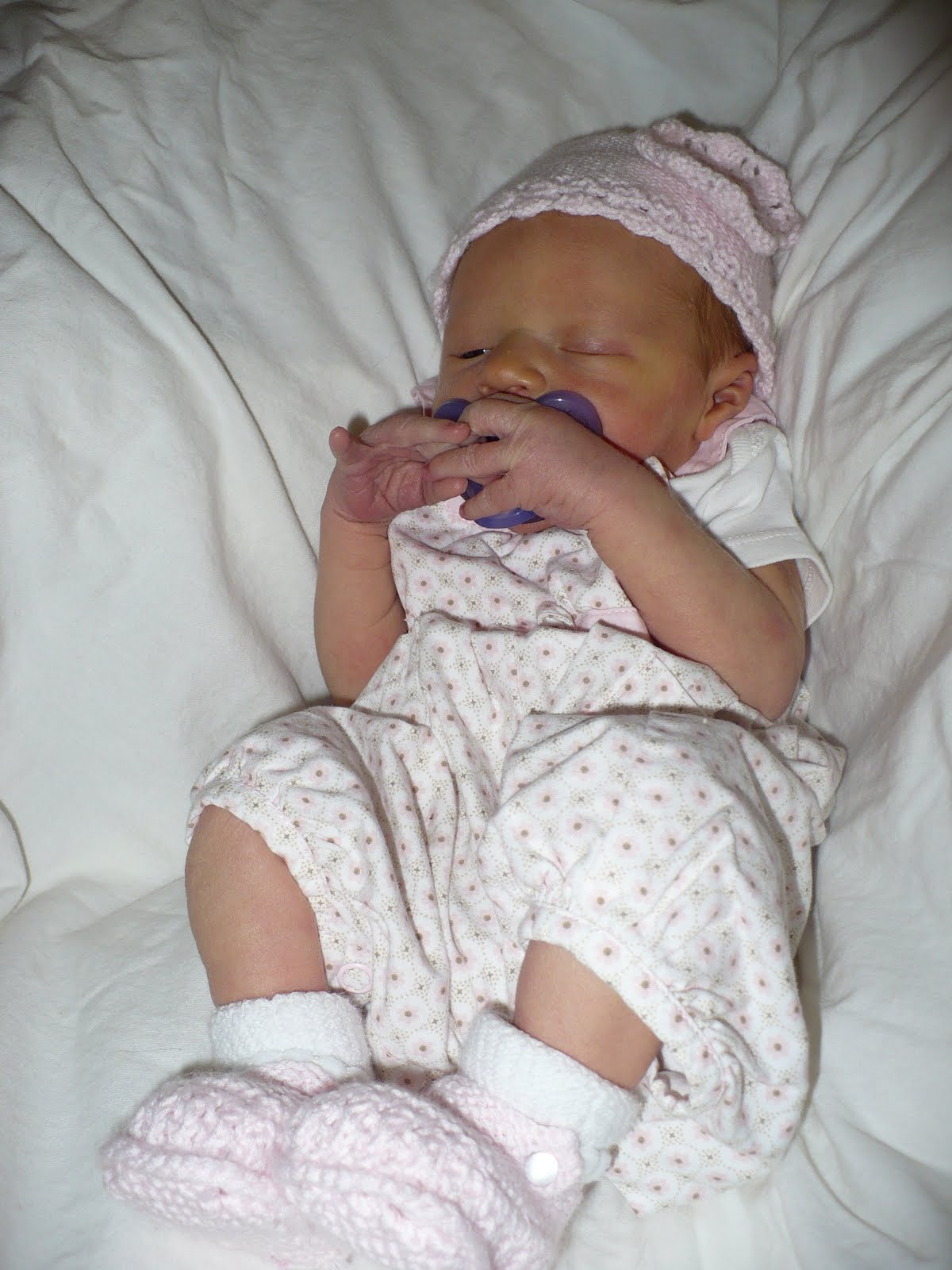 Baby Dee Diaper Cake