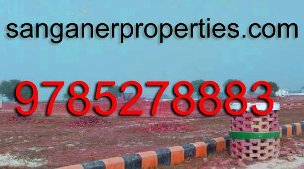 JDA Approved Commercial Land in Sanganer