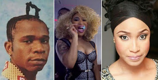 """I Must Hire As A Lead Model For My Music Video"" - Speed Darlington Tells Tonto Dikeh"