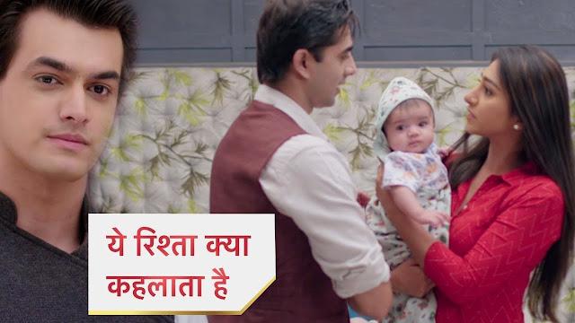 YRKKH Spoiler February 25, 2019 :  Kirti irritated with Naira as Naksh neglects Krish