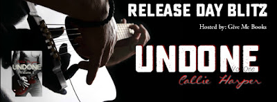Release Blitz for Undone Volumes 1 & 2 by Callie Harper with Giveaway!