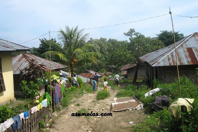 Wisata Flores Dan Salah Satu Desa Yang Ada Di Sekitar Todo, Flores