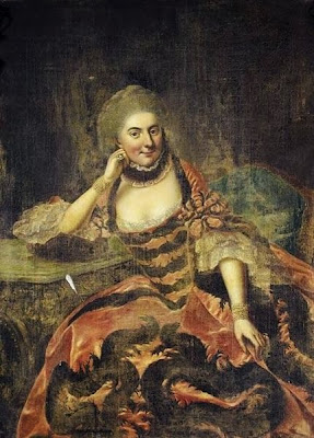 Anna Amalia after Johann Georg Ziesenis