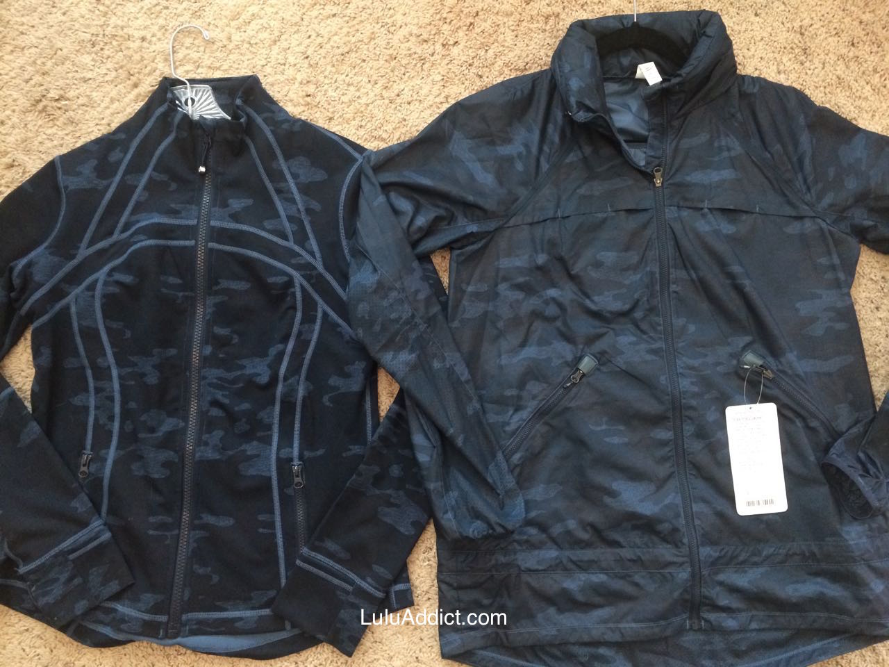 lululemon miss misty jacket