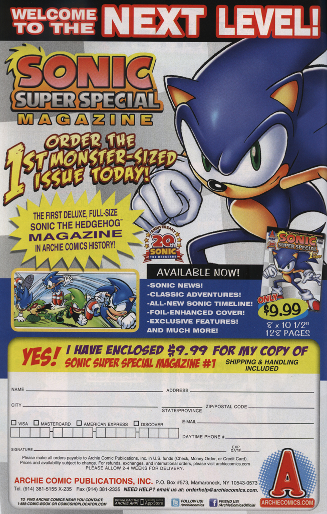 Read online Sonic The Hedgehog comic -  Issue #231 - 8