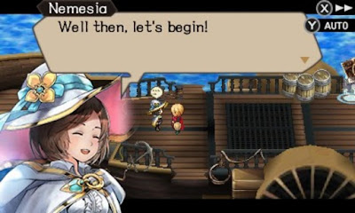 Radiant Historia: Perfect Chronology Screenshot 1